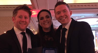Cpl Healthcare win at the NRF Awards